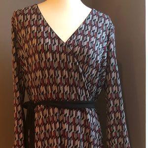 White House Black Market reversible dress